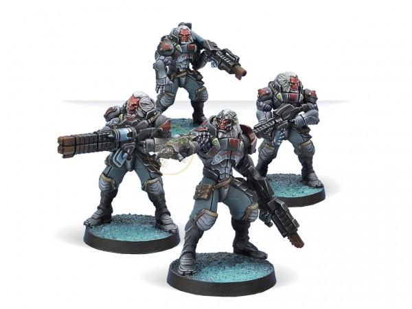 Combined Army Morat Vanguard Infantry