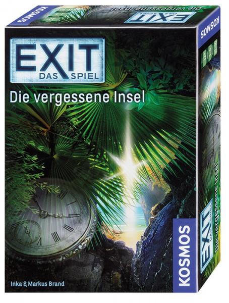 EXIT - Das Spiel - Die vergessene Insel