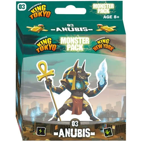 King of Tokyo 2. Edition Monster Pack - Anubis