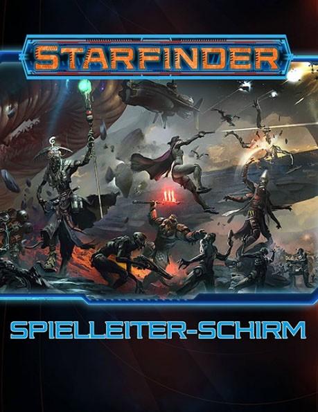 Starfinder Spielleiterschirm (dt.)