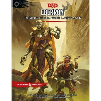Eberron: Rising From the Last War (Engl.)