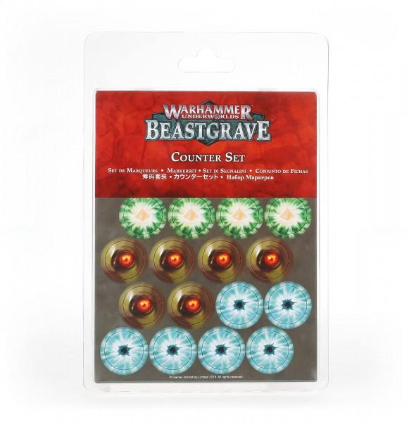 Warhammer Underworlds: Beastgrave Markerset