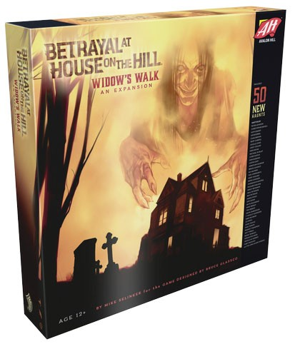 Betrayal at House on the Hill: Widow's Walk (engl.)