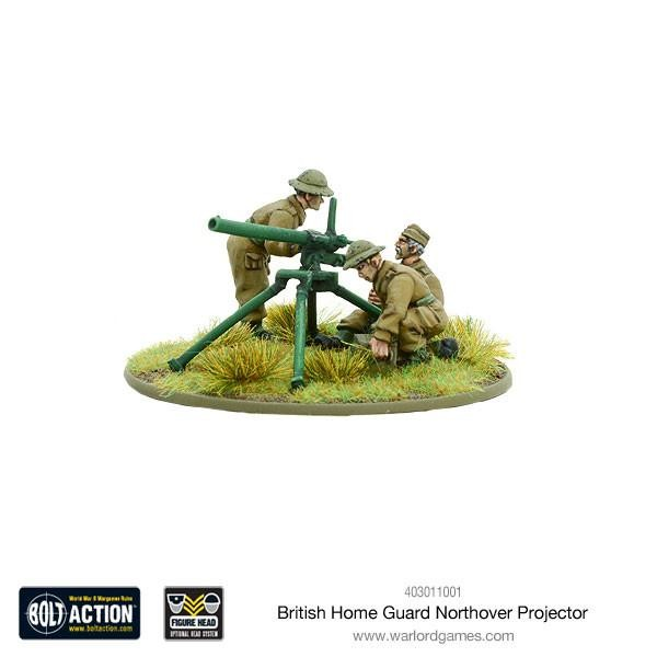 Bolt Action: British Northover Projector