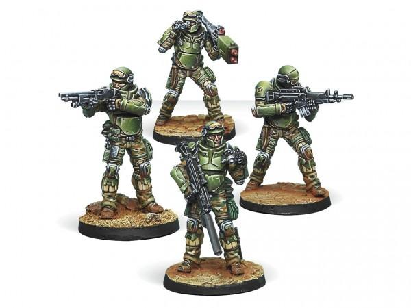 Marauders, 5307th Composite Ranger Unit