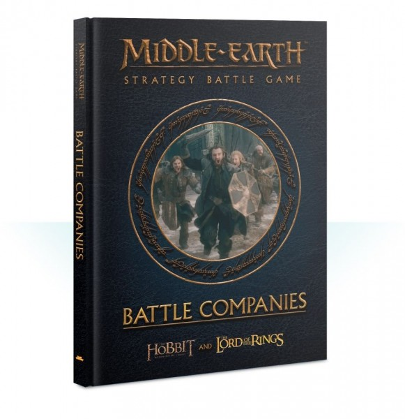 Middle Earth Battle Companies (englisch)