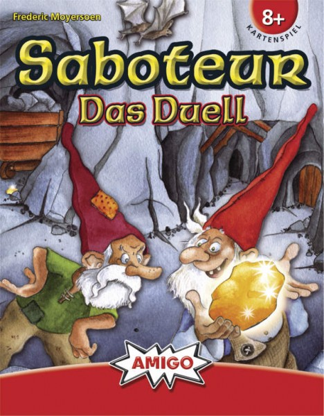 Saboteur - Das Duell (dt.)