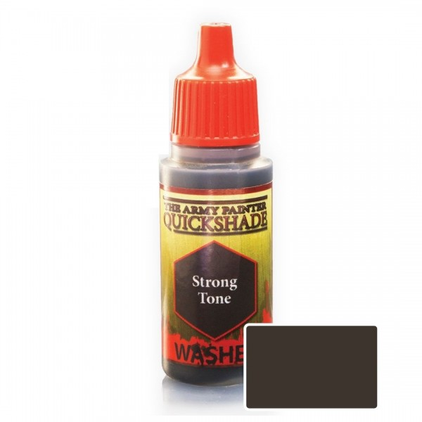 The Army Painter: Warpaint Strong Tone Ink