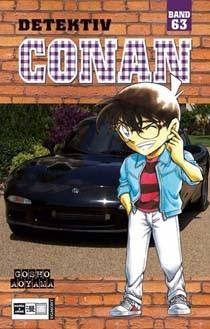 Detektiv Conan: Conan 63