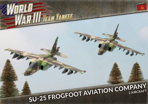 Team Yankee SU-25 Frogfoot (x2 Plastic)