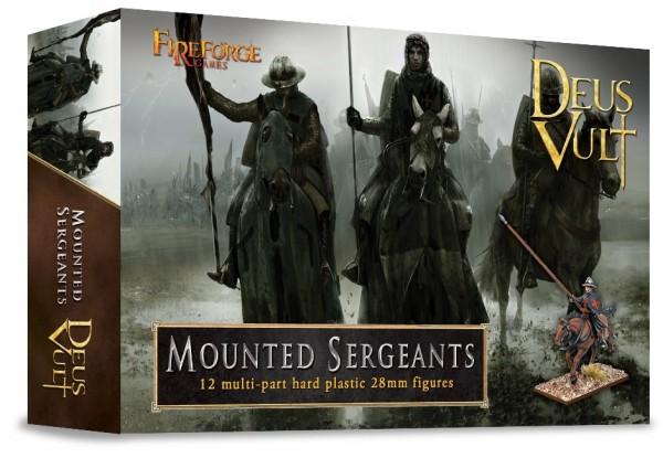 Mounted Sergeants Cavalry (12)