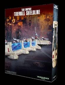 Warhammer 40k Tau: Tau Empire Empire Tidewall Shieldline