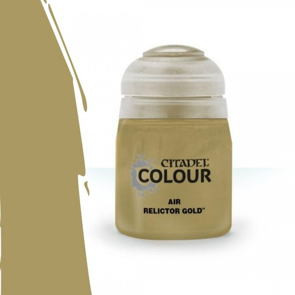 Air: Relictor Gold 24ml