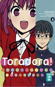 Toradora! Band 02