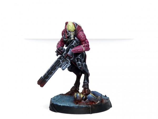 Shasvastii Mentors (Shock Marksman Rifle) Blister
