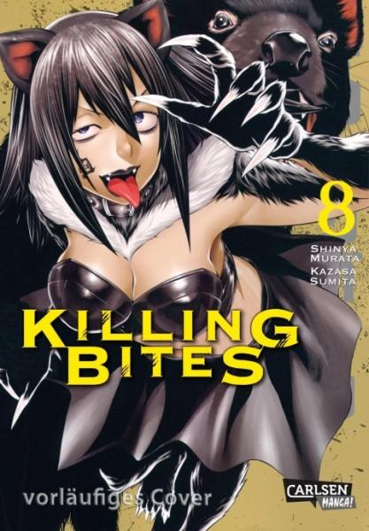 Killing Bites Band 8