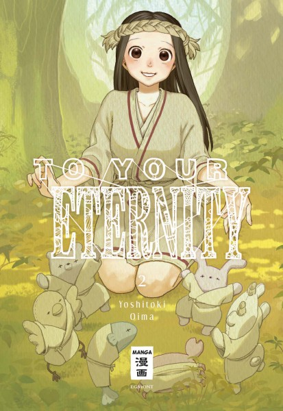 To Your Eternity Band 02
