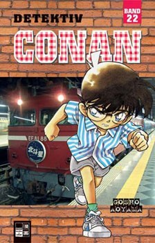 Detektiv Conan Band 022