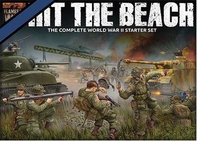 Hit The Beach Starter Set (engl.)