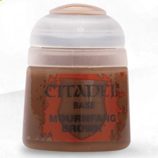 Base: Mournfang Brown 12ml