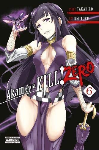 Akame ga KILL! ZERO Bd. 06