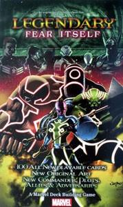 Marvel Marvel Fear Itself Expansion (engl.)