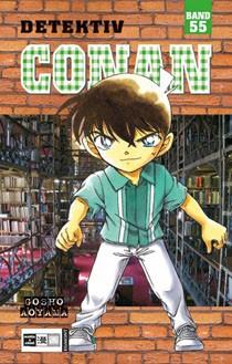 Detektiv Conan: Conan 55