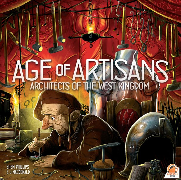 Architects of the West Kingdom Age of Artisans (engl.)
