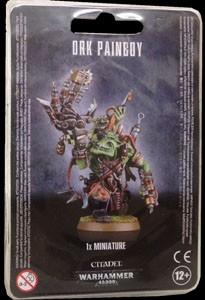 Warhammer 40k Space Orks: Space Orks Ork Painboy