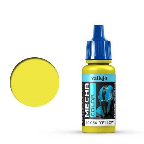 Mecha Color 054 Yellow Fluorescent 17 ml.