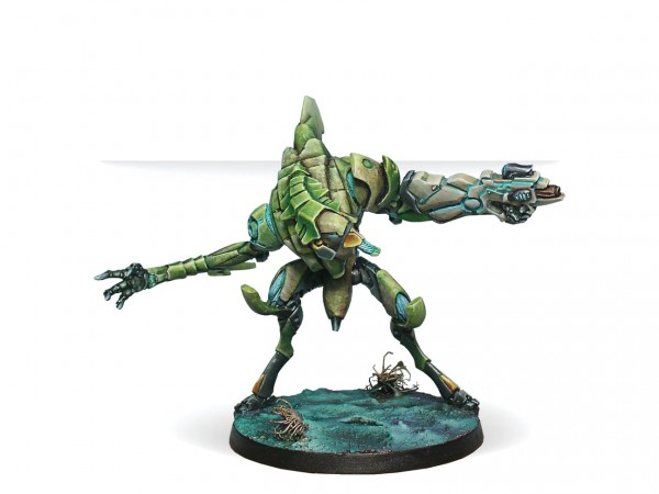 Infinity: Shasvastii Armored Corps Sphinx Tag