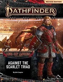 Pathfinder #149: Against the Scarlet Triad (P2) (engl.)