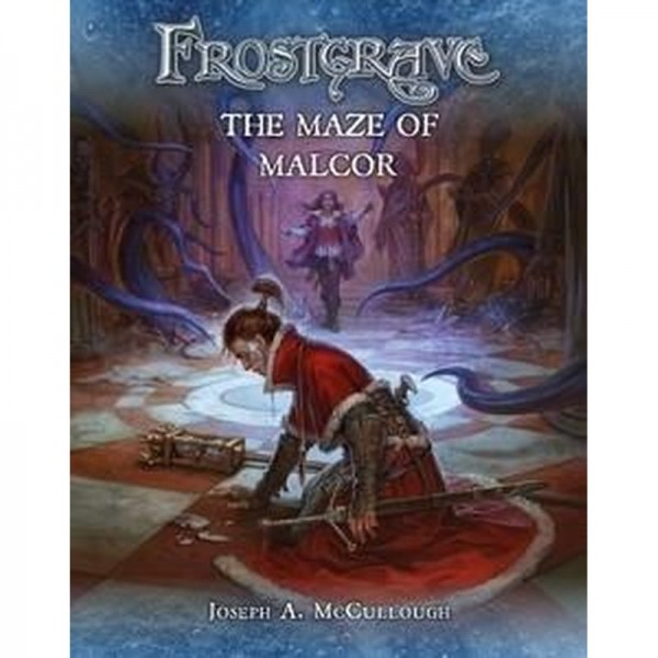 Frostgrave: Frostgrave The Maze of Malcor