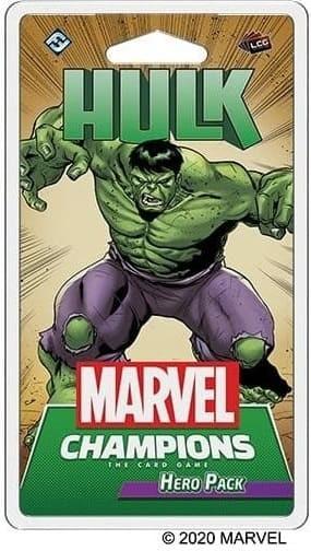 Marvel Champions - Hulk Erweiterung (DE)