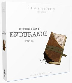 Time Stories: Die Endurance Expedition