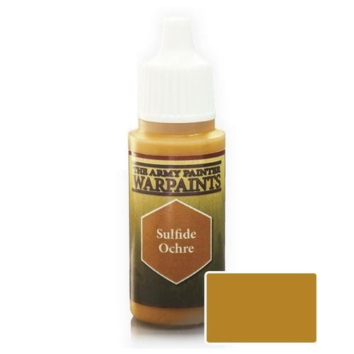 The Army Painter: Warpaint Sulfide Ochre