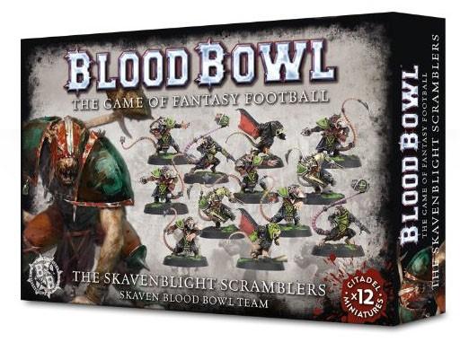 Blood Bowl Skavenblight Scramblers Team