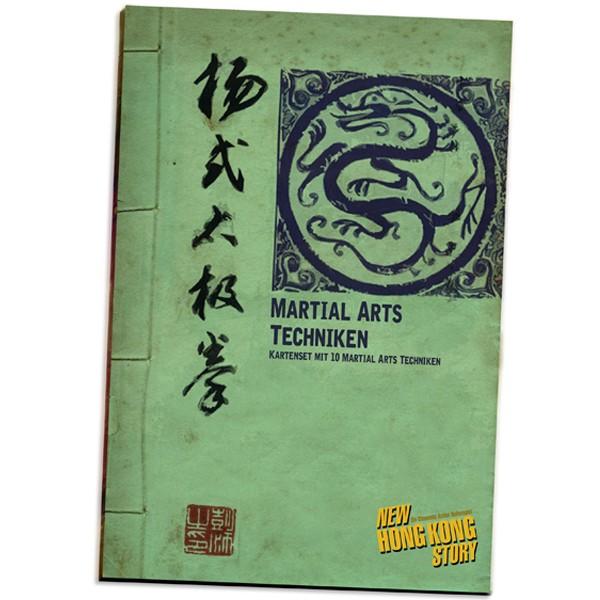 New Hong Kong Story Martial-Arts-Kartenset XL (dt.)