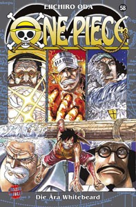 One Piece Band 58