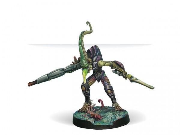 Infinity: Shasvastii Cadmus (Combi Rifle)