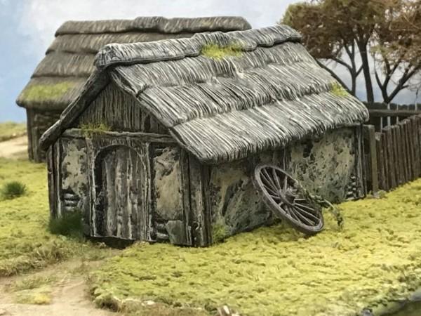 Renedra: Outbuilding (Wattle/Daub)