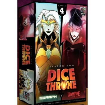 Dice Throne: Season Two - Seraph VS Vampire Lord (eng.)