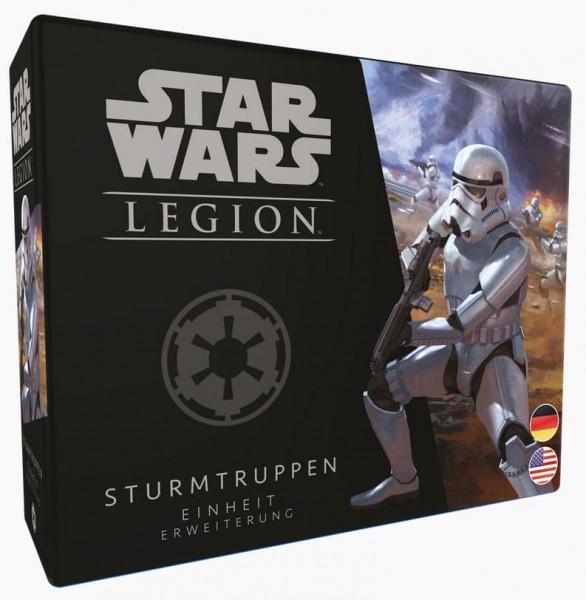 Star Wars Legion - Sturmtruppen (DE/EN)