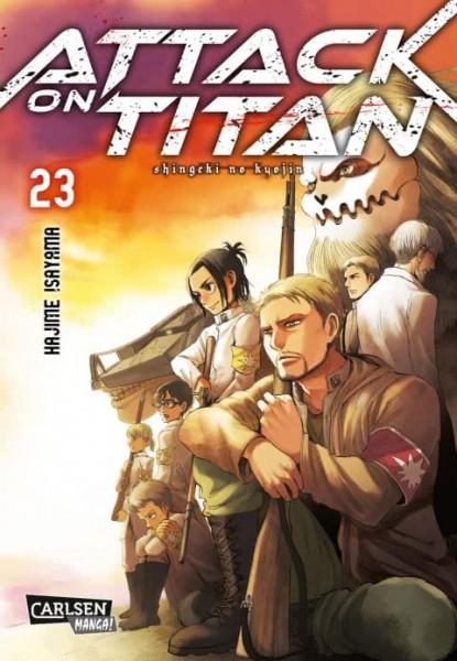 Attack on Titan Band 23