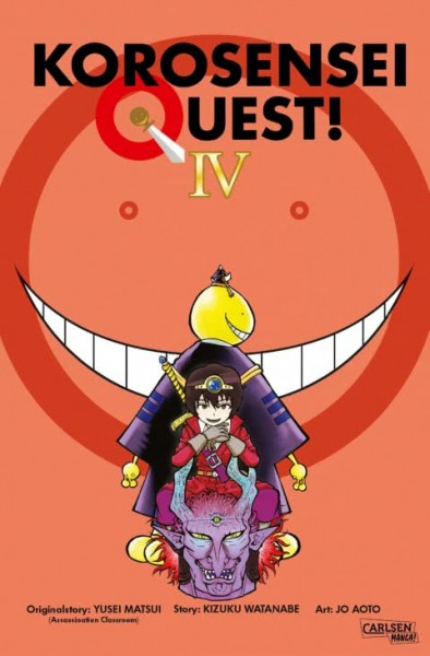 Korosensei Quest! Band 04