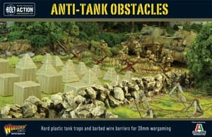 Bolt Action: Anti Tank Obstacles