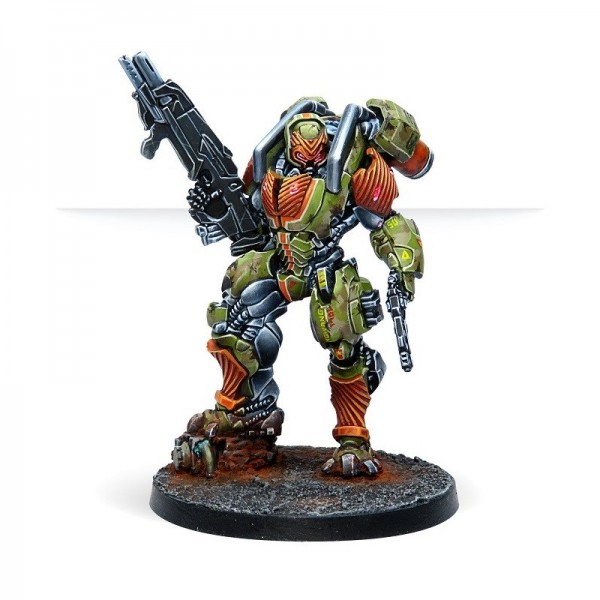 Infinity: Mówáng Troops (MULTI Rifle/ Red Fury)