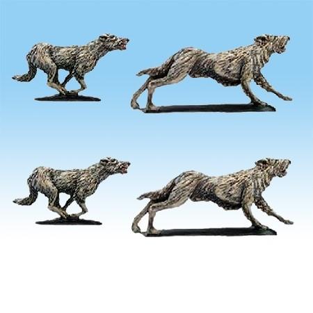 Frostgrave: Frostgrave Wild Dogs (4)