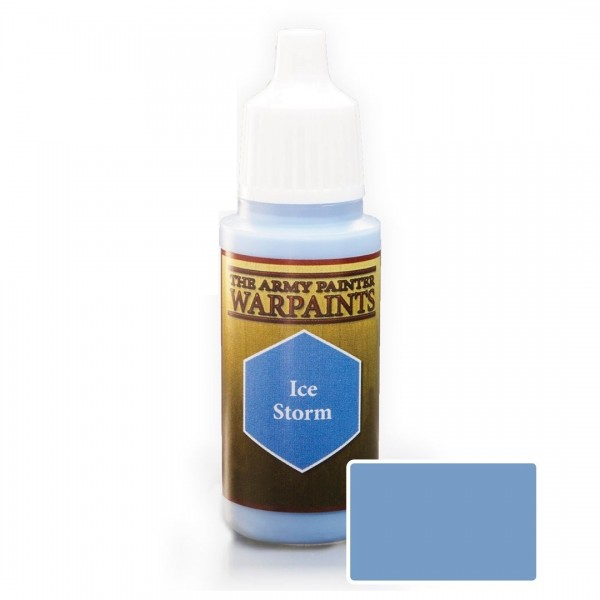The Army Painter: Warpaint Ice Storm