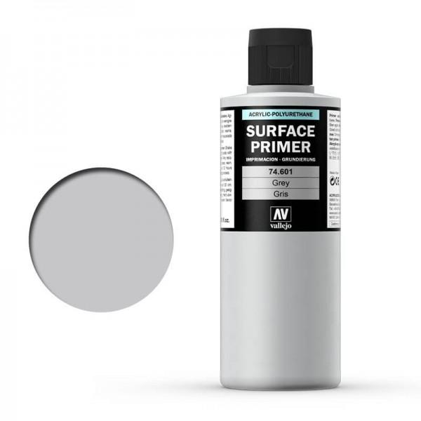 Vallejo Surface Primer Grey (200ml)